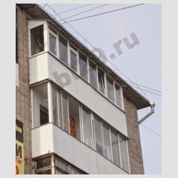 Фото окон от компании Балкон Лидер